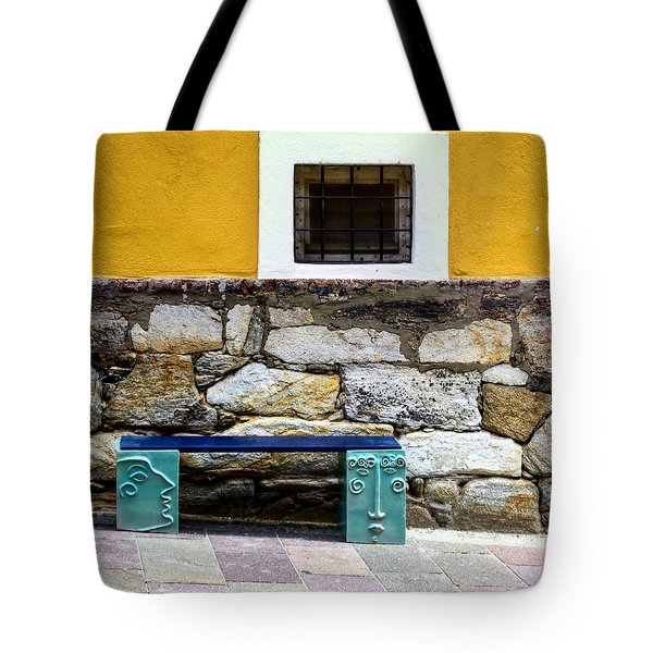 Hartberg Bench Tote Bag