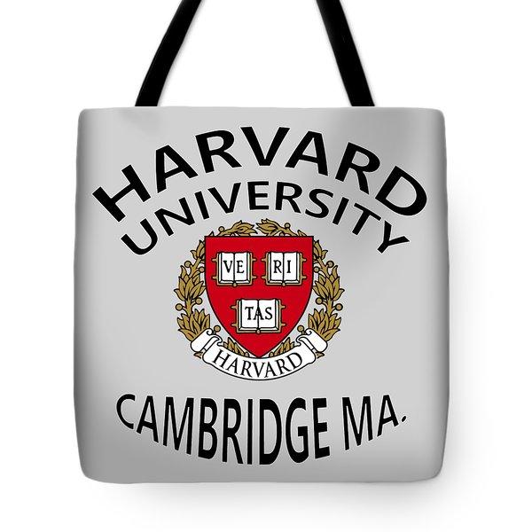 Harvard University Cambridge M A  Tote Bag