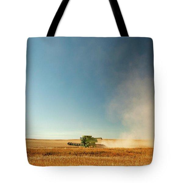 Harvest Cloud Tote Bag