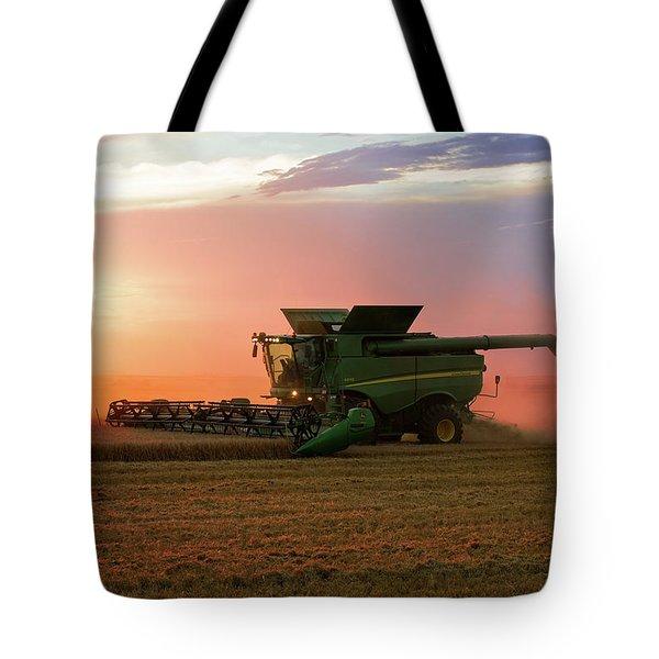 Harvest Colors Tote Bag