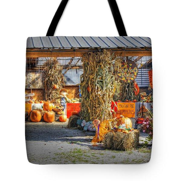 Harvest Days Tote Bag