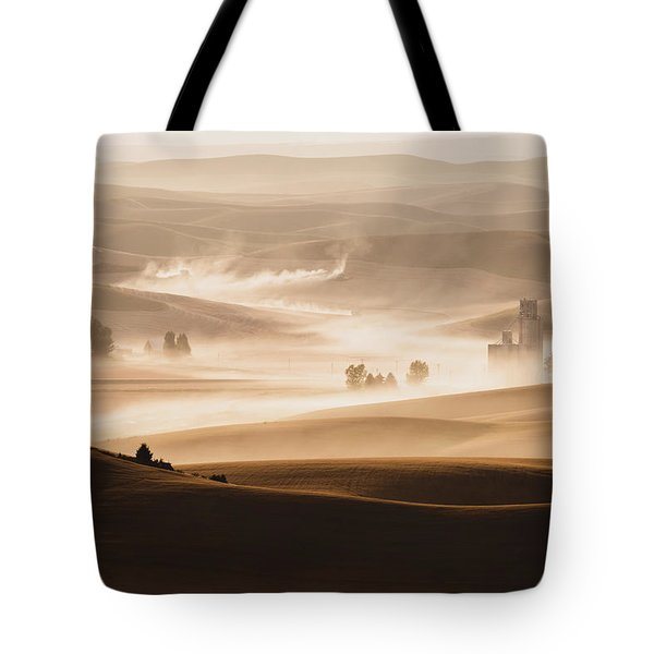 Harvest Dust Tote Bag