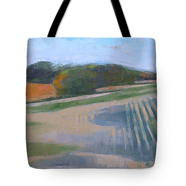 Harvest Fields Tote Bag