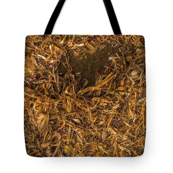Harvest Leftovers Tote Bag