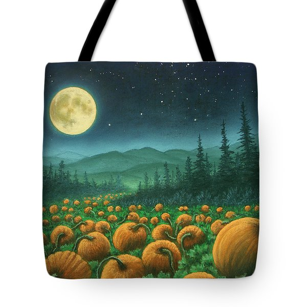 Harvest Moon 01 Tote Bag