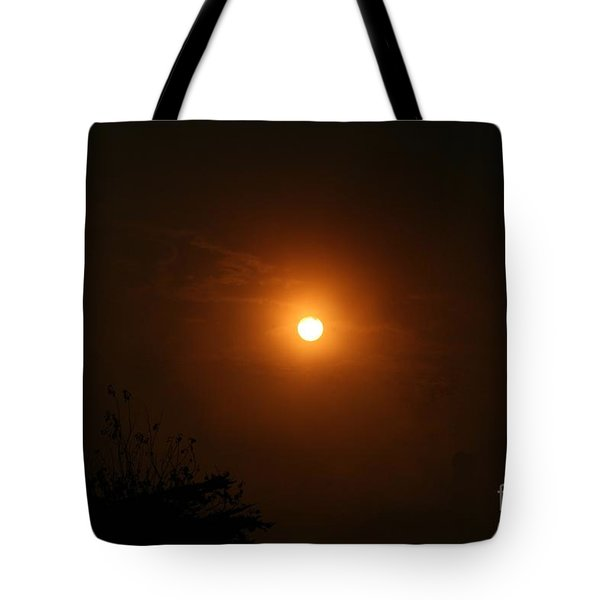 Tote Bag featuring the photograph Harvest Moon by Cynthia Marcopulos