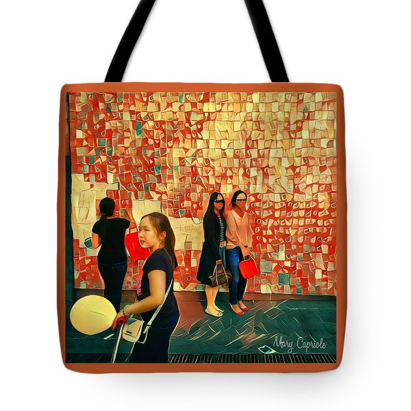 Harvest Moon Festival Tote Bag