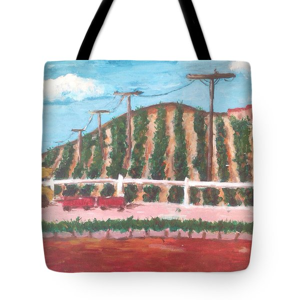 Harvest Season Temecula Tote Bag
