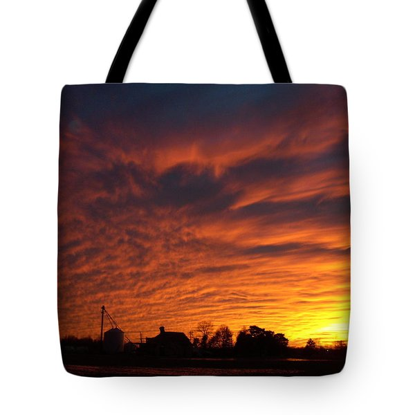 Harvest Sky Tote Bag