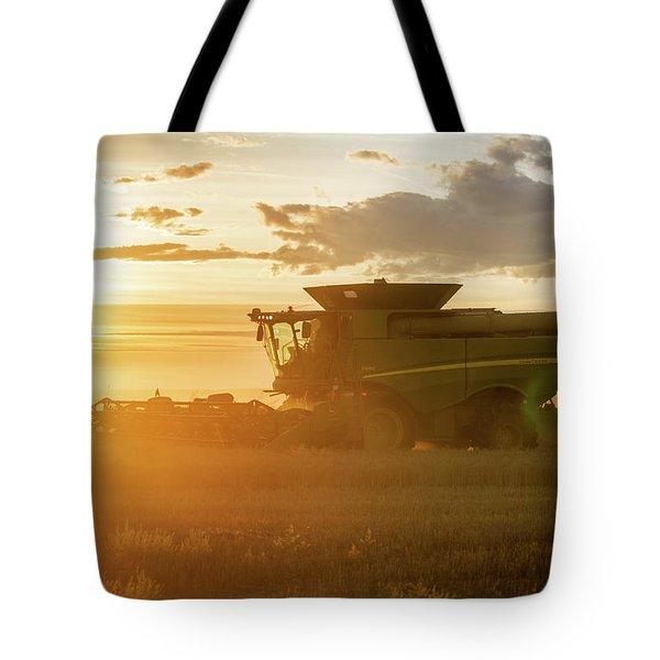 Harvest Sun Tote Bag