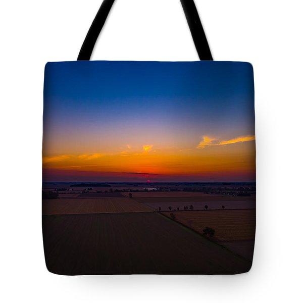 Harvest Sunrise Tote Bag