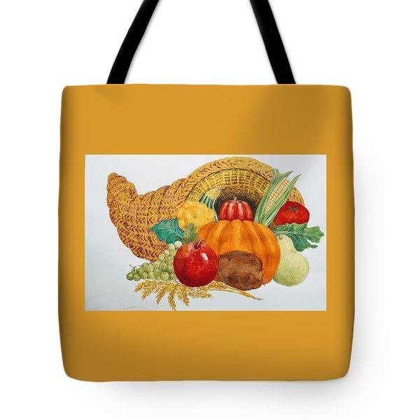 Harvest Time Tote Bag