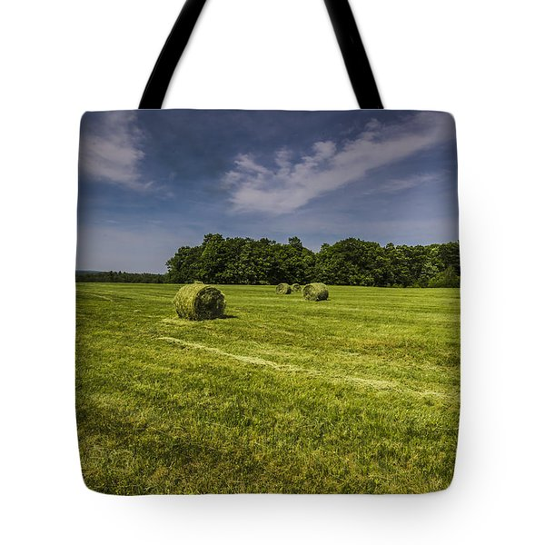 Harvested Tote Bag