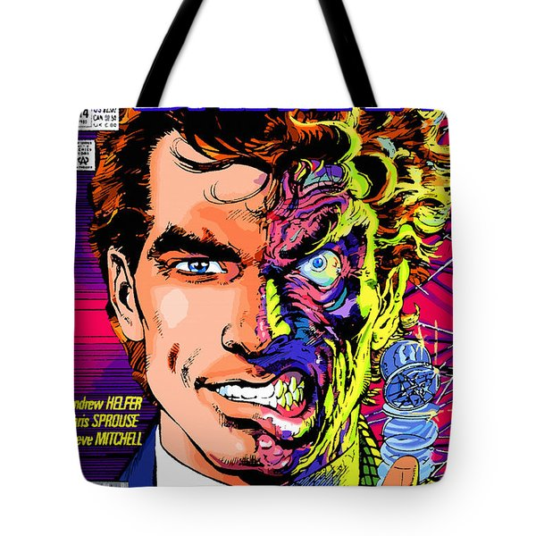 Harvey Dent  Tote Bag