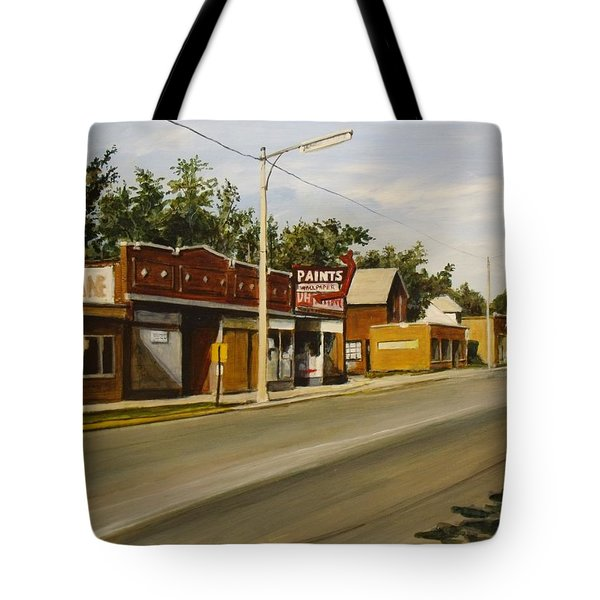 Harvey Paint Store Tote Bag