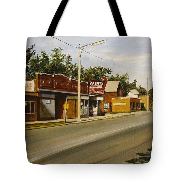 Harvey Paint Store Tote Bag