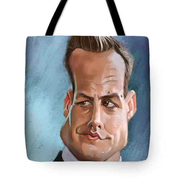 Harvey Specter Tote Bag