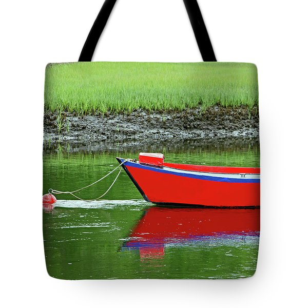 Harwich Rowboat Tote Bag