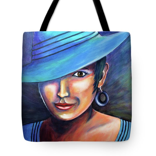 Hat Affair Tote Bag