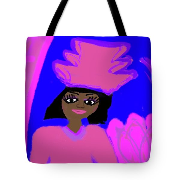Hat Of Faith Tote Bag