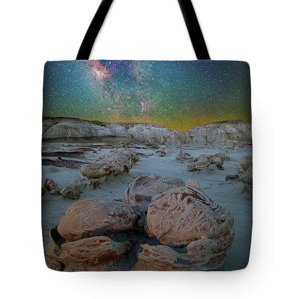 Hatched By The Stars Tote Bag