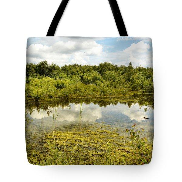 Hatfield Moors Tote Bag