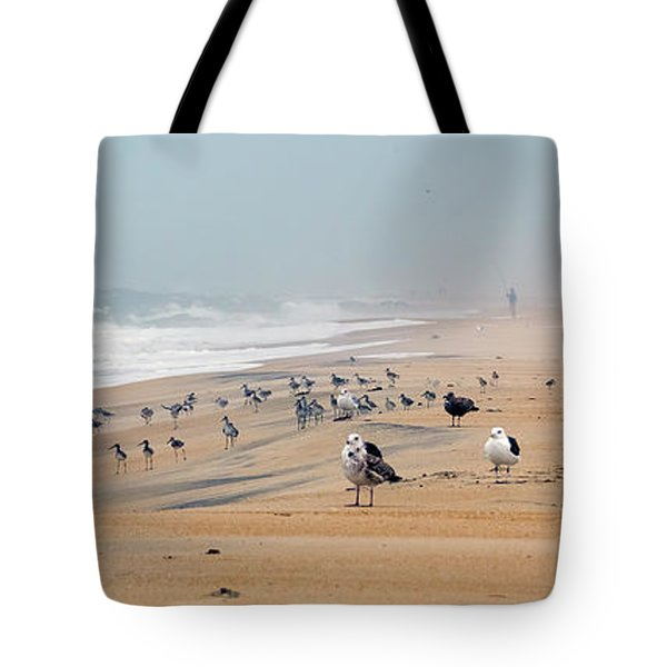 Hatteras Island Beach Tote Bag