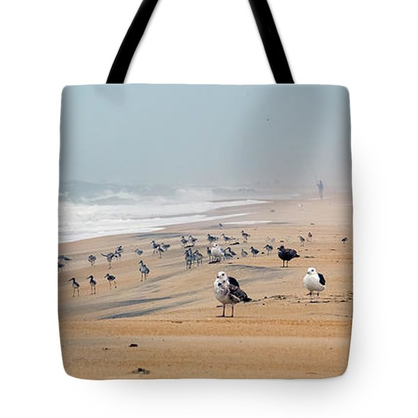 Hatteras Island Beach Tote Bag