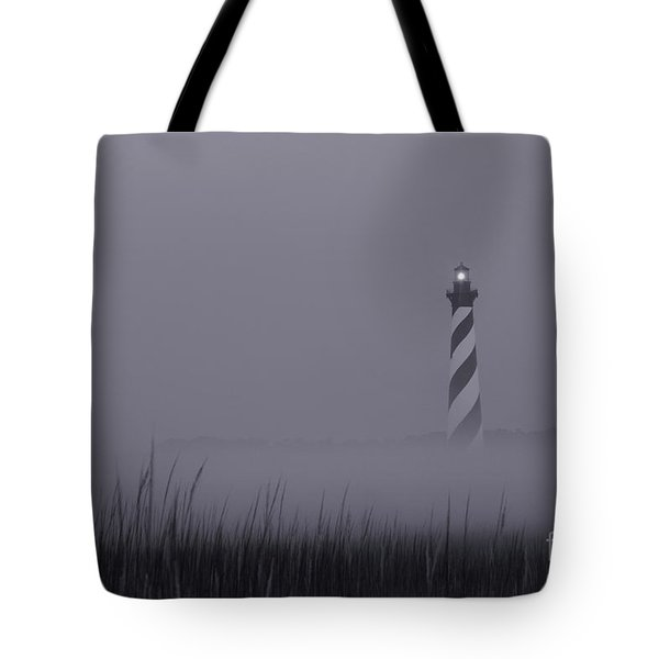 Hatteras Purple Haze Tote Bag