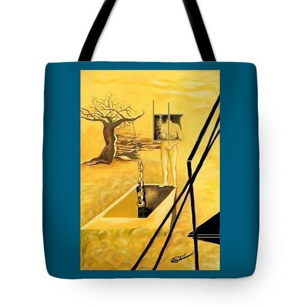 Haunted Dreams Tote Bag
