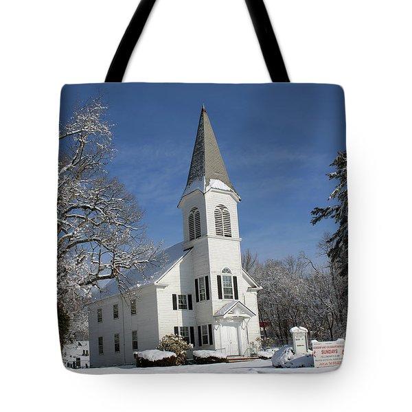 Hauppauge United Methodist Church  Tote Bag