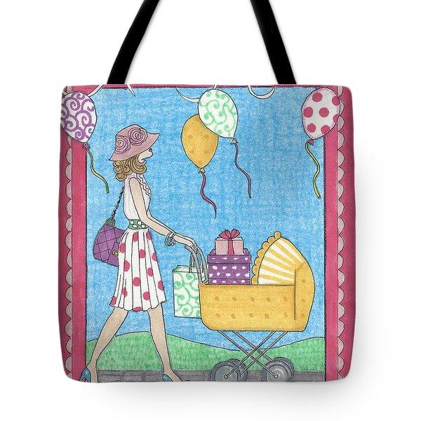 Haute Mama Tote Bag