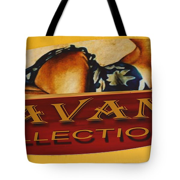 Havana_collection Tote Bag