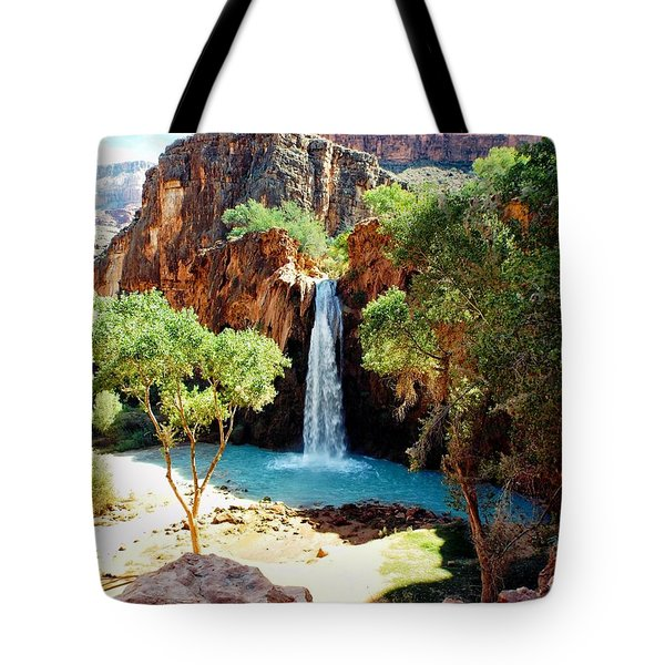 Havasu Falls - Havasupai Indian Reservation Tote Bag