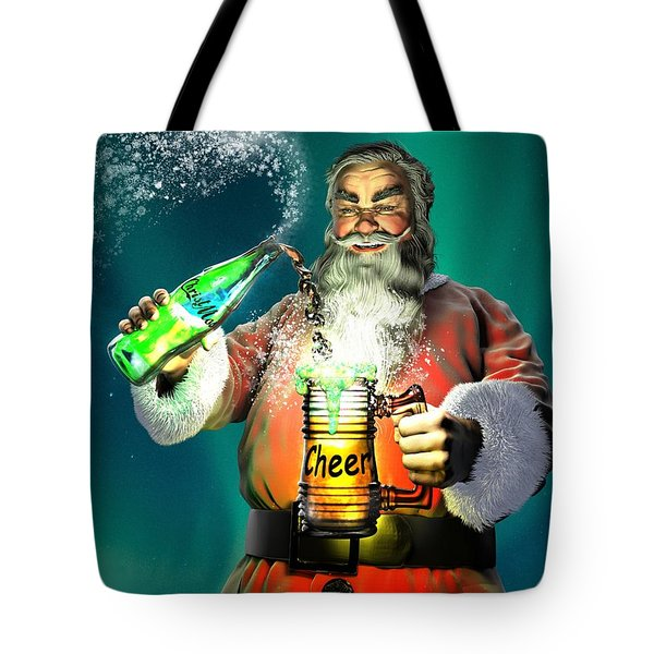 Have A Cup Of Cheer Tote Bag