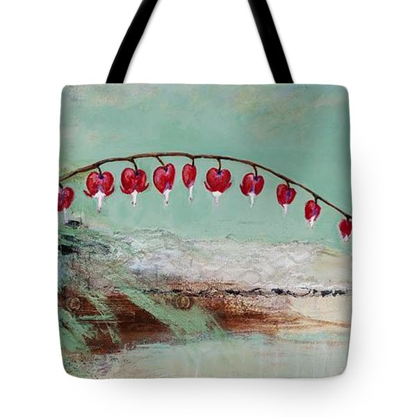 Have We Become Comfortably Numb Tote Bag by Frances Marino