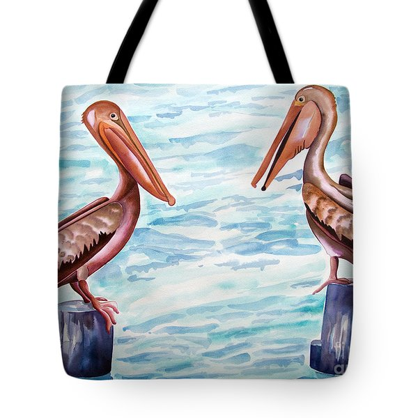 Have You Been To The Gulf  Tote Bag