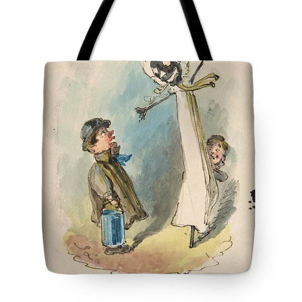 Have You Been To The Pump, Simpson? Tote Bag