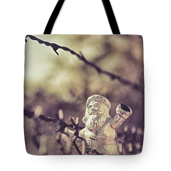 Have Yourself A Merry Christmas Tote Bag by Caitlyn Grasso