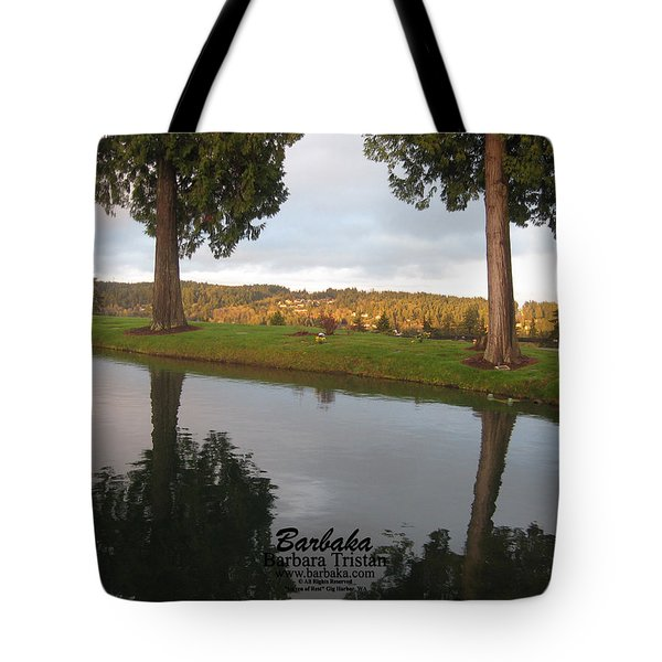 Haven Of Rest Tote Bag