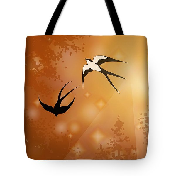 Haven Song Tote Bag