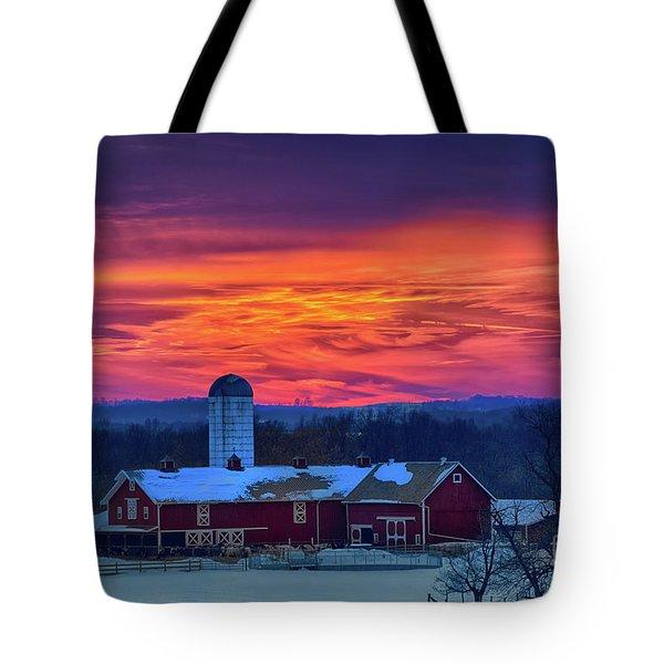 Havendale Farm Tote Bag