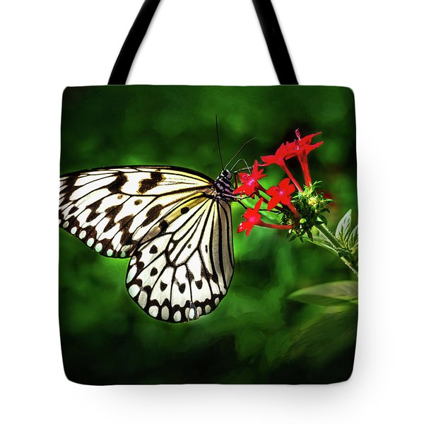 Haven't You Noticed The Butterflies? Tote Bag