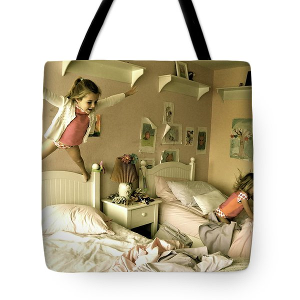 Having A Blast Tote Bag