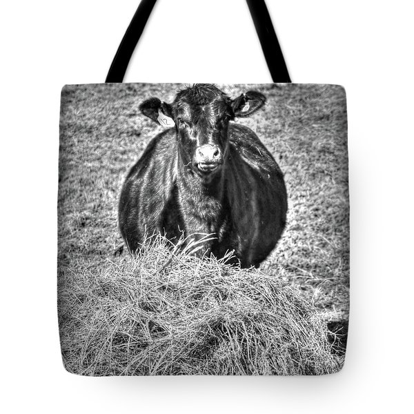 Having A Hay Day Tote Bag
