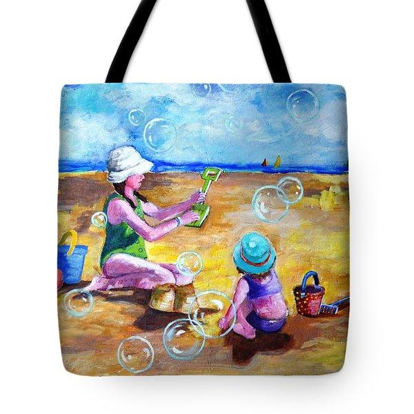 Childhood  #2 Tote Bag