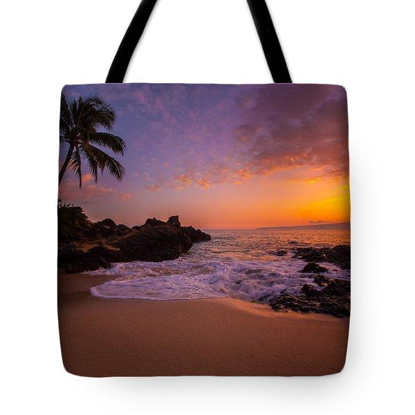 Hawaian Paradise Tote Bag