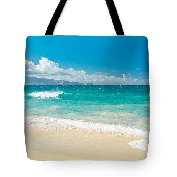 Tote Bag featuring the photograph Hawaii Beach Treasures by Sharon Mau