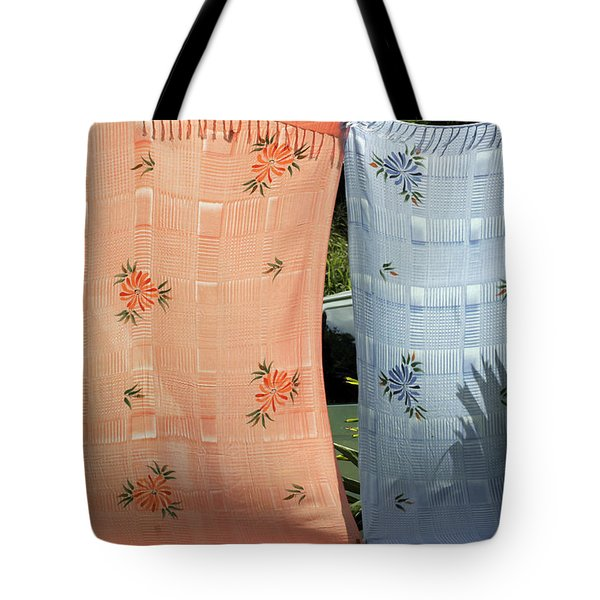 Hawaii Drying  Tote Bag