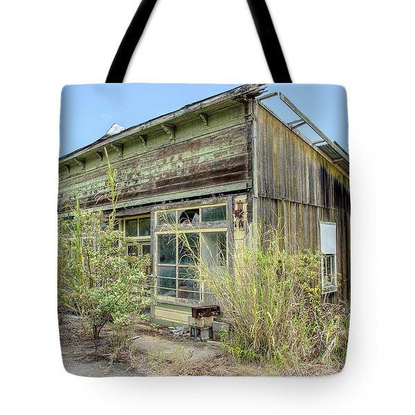 Hawaii Of Yesteryear Tote Bag